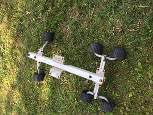 Boat trailer bunk wheels for Sale in Merrifield, MN
