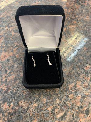 Lady's 14k y/g earrings for Sale in Austin, TX