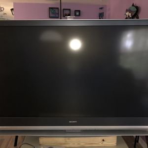 Sony Grand Wega 55 Inch Television for Sale in Lakeland, FL