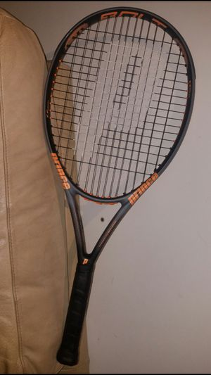 PRINCE Thunder Bolt 110 Tennis Racket for Sale in Seattle, WA