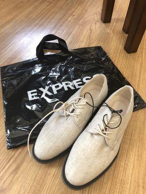 Express men's dress shoes. Original $98. New. Size 9 for Sale in Lexington, KY