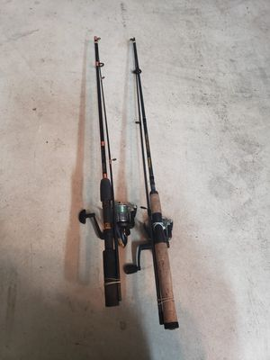 Trout fishing poles rods for Sale in Gladstone, OR