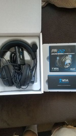 Turtle beach gaming headphones for Sale in San Diego, CA