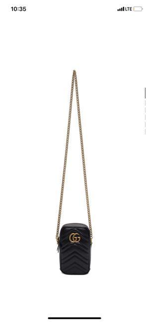 Authentic black mini Gucci bag for Sale in Philadelphia, PA