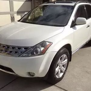 2006 Nissan Murano SL Cooled Driver Seat for Sale in Houston, TX