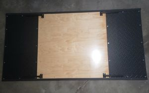 4x8 Custom Made Deadlift Platform for Gym, Weightlifting for Sale in Saint Robert, MO