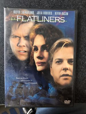 Flatliners DVD - Kevin Bacon, Julia Roberts for Sale in Lisbon, CT