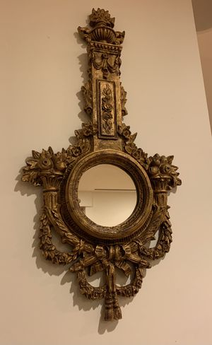 Horchow Wooden Mirror for Sale in Potomac, MD