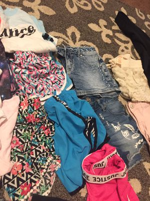 Justice girls clothing for Sale in Obetz, OH