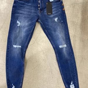 Men's Blue Premium Stretchy Jeans Sizes 30-31-32 HUGE BLOWOUT SALE for Sale in Beverly Hills, CA