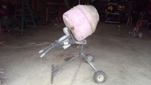 Cement mixer for Sale in Fairview, OR