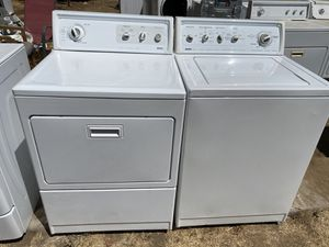 Washer and Dryer electric for Sale in Fresno, CA