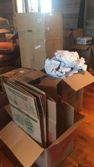 Free moving boxes for Sale in Payson, AZ