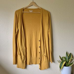 $10 Mustard Yellow Cardigan for Sale in Portland, OR
