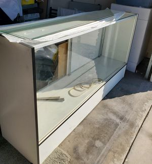 Display Case 70 x 18 with Glass Shelves for Sale in Downey, CA