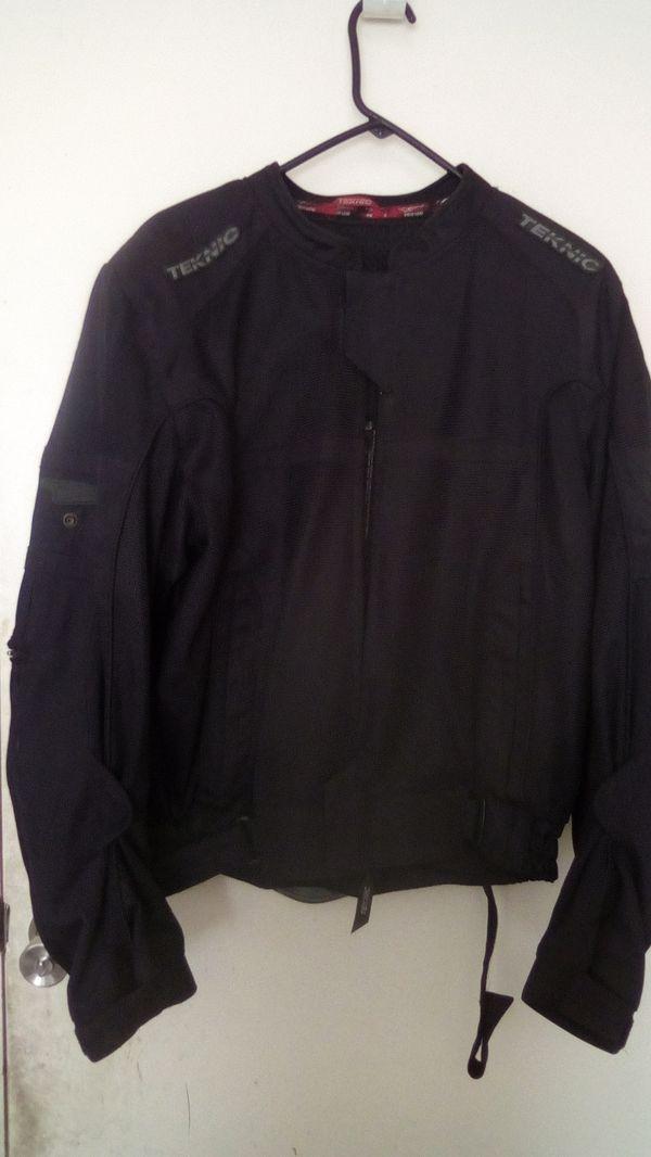 Teknice biker jacket