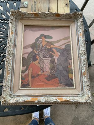 Vintage art piece for Sale in Los Angeles, CA