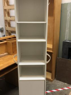 Revolving Storage Shelf With Full Length Mirror for Sale in Redmond,  WA