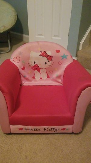 Hello kitty chair for Sale in Chesapeake, VA