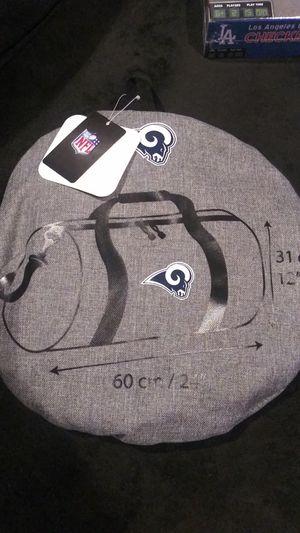 Rams duffle bag for Sale in La Mirada, CA