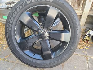 "Jeep Grand Cherokee Wheels Altitude rims 20"" for Sale in Salinas, CA"