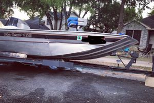 Bass boat tracker for Sale in Austin, TX