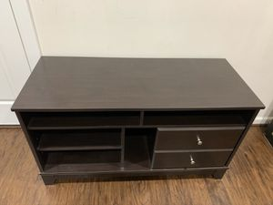 Good condition TV stand from Best Buy for Sale in Bothell, WA