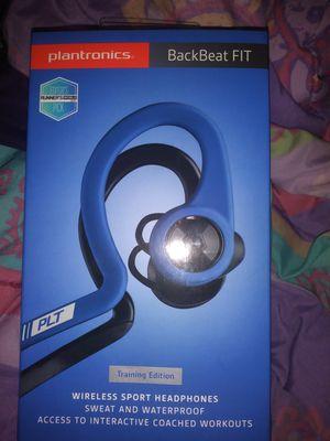 Black beat fit headphones for Sale in Brownsville, TX
