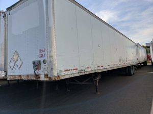 2002 Wabash 53'ft dry van semi trailer for Sale in Portland, OR