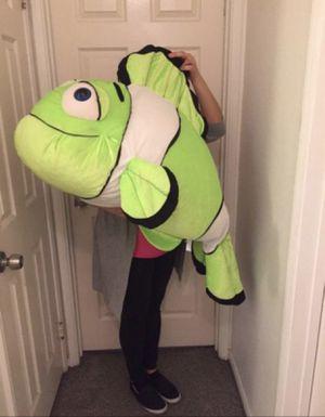 "New Big Stuffed Fish Plush Doll Toy 45"" long for Sale in Chula Vista, CA"