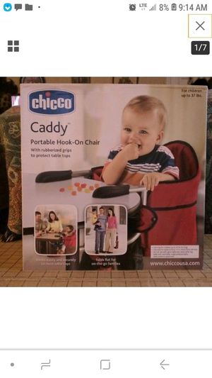 Chico caddy portable hook on chair...brand new never open or used for Sale in Virginia Beach, VA