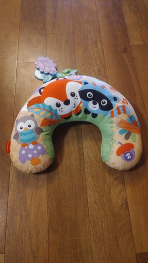Baby tummy time musical pillow for Sale in West Sacramento, CA