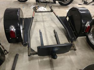 Motorcycle trike kit. $1400 firm for Sale in Sulphur, LA