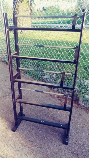 Wooden DVD/CD rack for Sale in NO HUNTINGDON, PA