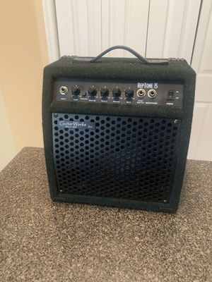 Guitar works amp for Sale in Richmond, VA