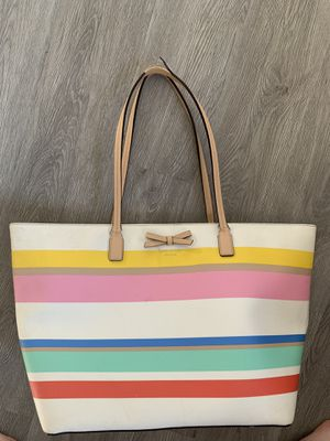 Kate spade multicolored tote for Sale in Grove City, OH