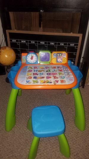 Vtech Touch and Learn Activity Desk for Sale in Walnut Creek, CA