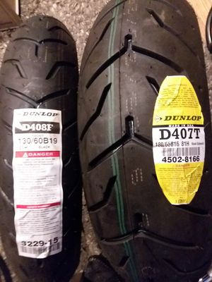 Motorcycle tires for Sale in Wood Dale, IL