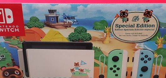 Brand New Nintendo Switch Animal Crossing for Sale in Sherwood,  OR