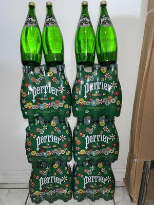 Perrier x Murakami Packs Glass/Plastic Bottles for Sale in Hialeah, FL