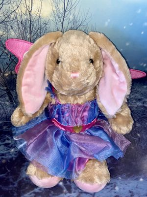 "Build a Bear Pawlette with Tulle Fairy Outfit costume dress 16"" for Sale in Lakewood, CA"