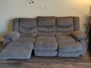 Recliner sofa for sale for Sale in Franklin, TN