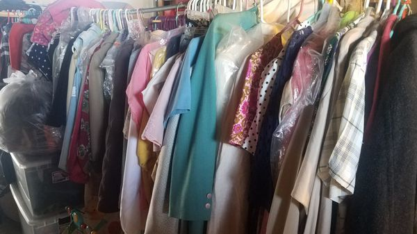 (Pending pick up) Free lot of middle aged women's clothes