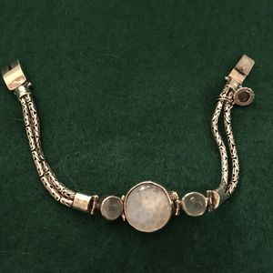 925 moonstone bracelet for Sale in Baltimore, MD
