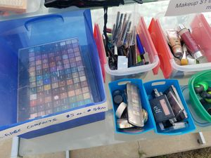 Makeup, curling irons, nail polish & clippers, makeup bags for Sale in Phoenix, AZ