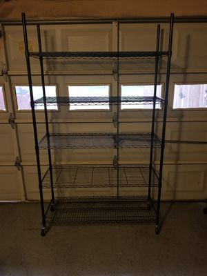 NSF Metal Wire Shelving for Sale in Garland, TX