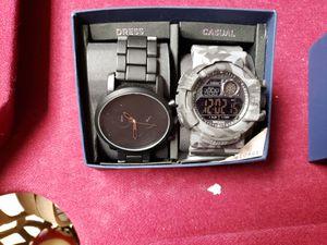 Men's watch set 35.00 for Sale in East St. Louis, IL