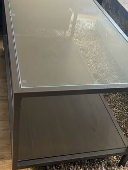 Metal/Glass Coffee Table for Sale in Laguna Niguel,  CA