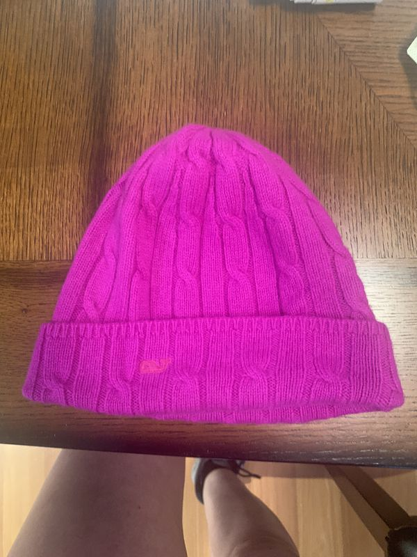 Brand new vineyard pink hat