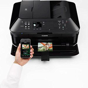 Canon MX922 Wireless AiO Copy Fax Scan Printer for Sale in Garden Grove, CA
